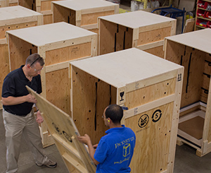 Aerospace Packaging Solutions